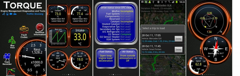 Torque Android App