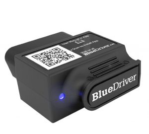 image of bluedriver bluetooth professional obd adapter