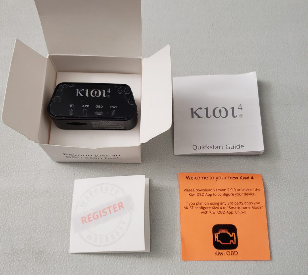 image of what is in the box of kiwi 4